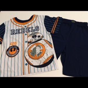 Star Wars BB-8 Boys Pajamas